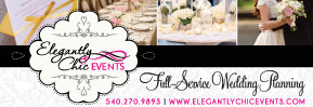 Postcard Mailer: Elegantly Chic Events
